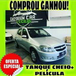 TANQUE CHEIO SO NA EMPORIUM CAR!!! CELTA 1.0 LT ANO 2013 COM MIL DE ENTRADA
