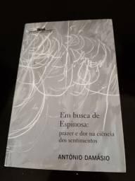 Livros do Antônio Damásio