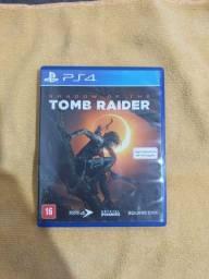 Jogo Ps4 Tomb Rider