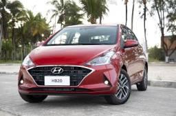 Hyundai HB 20 1.0 2021 - Troca e Financia