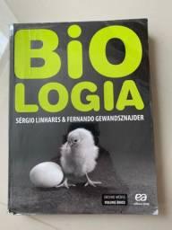 Livro Biologia - Sérgio Linhares e Fernando Gewandsznajder