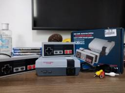 Mini NES mini console nintendinho com 2 controles novo