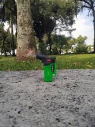 Isqueiro Novo Maçarico Original Torch recarregável