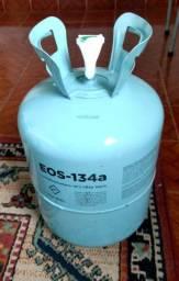 Gás refrigerante r134