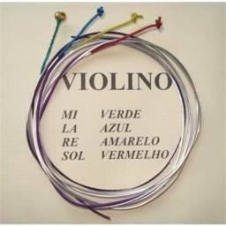 Encordoamento violino 4/4 Mauro Calixto