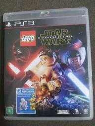 Jogo Lego Star Wars PS3