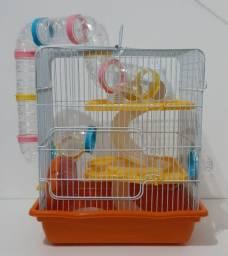 Gaiola pra hamster safari