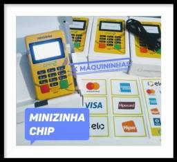 Maquininhas Pagseguro de chip com 5 anos de garantia defeito de fabricação