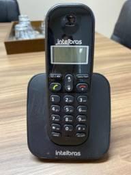 Vendo telefone sem fio intelbras com defeito
