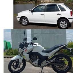Troco os dois por carro mais novo ou caminhonete a diesel