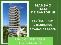 Título do anúncio:  Incrível  Mansão Baia de Santorini - 3 suítes, 145 m² em Patamares