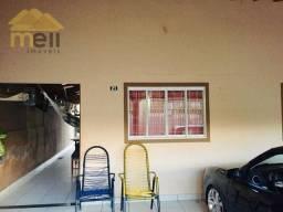 Título do anúncio: Casa com 3 dormitórios à venda, 73 m² por R$ 179.000,00 - Humberto Bagli - Alfredo Marcond