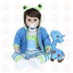 Bebê Reborn menino menininho pronta entrega super fofo