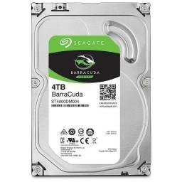 HD Seagate BarraCuda, 4TB, 3.5´, SATA- NOVO