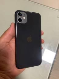 iPhone 11 128GB Preto / Único Dono