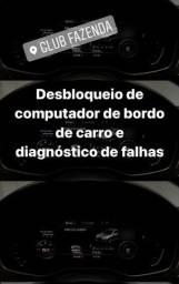 Desbloqueio de computador de bordo e diagnóstico