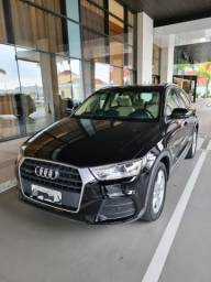Audi Q3 2.0 Turbo 4x4 interna caramelo