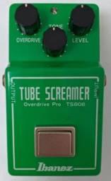 1981 Raro Colecionador Japan Ibanez ts808 Tube Screamer zerado