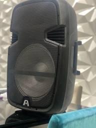 Título do anúncio: Caixa De Som Portátil Bluetooth Argom Tech