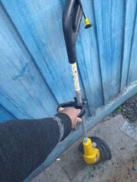 Torrando  roçadeira elétrica marca vonder 1000W