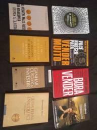 Vendo livro novos