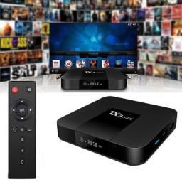 Tv box Tx3 mini - entrego somente em Paranaguá e região