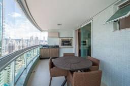 Apartamento alto Padrão- 3 Suítes- Mobiliado- Barra Sul- área de Lazer Completa
