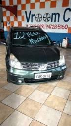 Nissan Livinia 1.6 Mecánica 2012