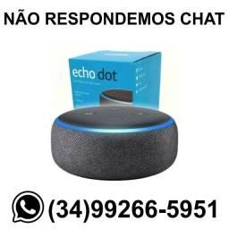 Título do anúncio: Alexa Echo Dot 3º Geração * Novidade * Fazemos Entregas