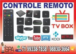 Controle para Smart TvBox 4K Tx9