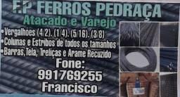 FERROS  PEDRACA
