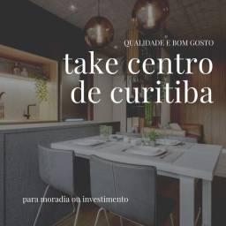 °AM- você quer morar no centro de Curitiba com qualidade e conforto