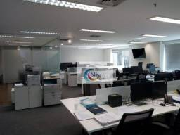 Título do anúncio: Conjunto para alugar, 212 m² - Vila Olímpia - São Paulo/SP