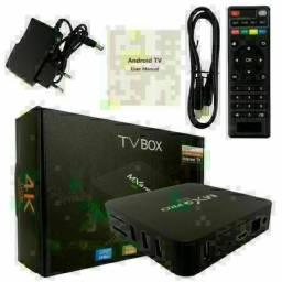 TV box transforma TV em smart