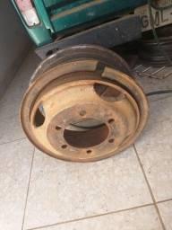 Roda 3/4 para pneu  com câmera