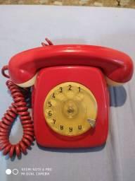 R$ 150 Telefone vermelho vintage