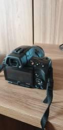 Câmera SONY A55 profissional.