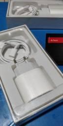 Kit Tomada Fonte 20w+cabo Tipo C X Lightning Novos iPhone7/8/X/XR/XS max/ 11Pró ao 12