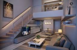 Loft à venda com 1 dormitórios em Balneário, Florianópolis cod:2614