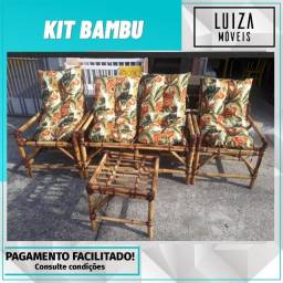 Conjunto Bambú