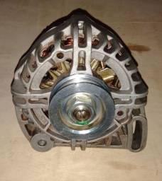 Alternador Fiat Denso 75A Original Ms1214021690 Motor Fire (Semi-Novo)