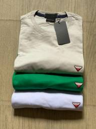 Camisas variadas Marcas- P ao GG