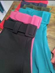 Vendo shorts em alfaiataria