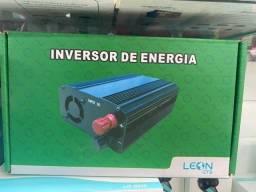 Inversor De Tensão Transformador 12v P/ 110v 1000w
