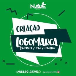 Criação de Logomarca / Apenas R$100,00