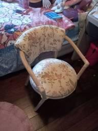 Cadeira ultraconfort quarto menina