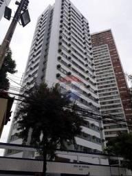 Título do anúncio: Apartamento com 2 dormitórios para alugar, 60 m² por R$ 2.000,00/mês - Rosarinho - Recife/