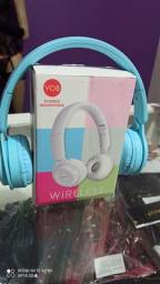 Título do anúncio: Fone de ouvido bluetooth novo para criança