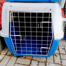 Caixa de Transporte N° 5 para cachorros em avião
