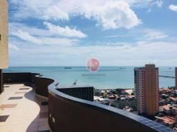 Apartamento com 1 dormitório à venda, 46 m² por R$ 395.000,00 - Centro - Fortaleza/CE